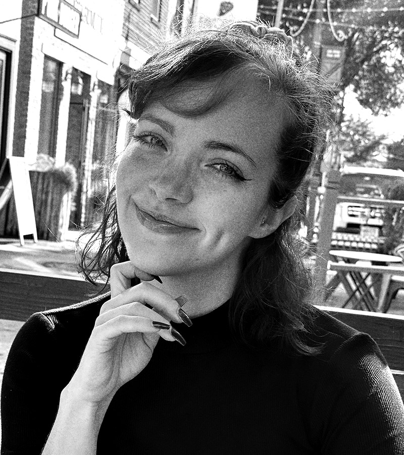 Natalie Aberbethy – Art Director