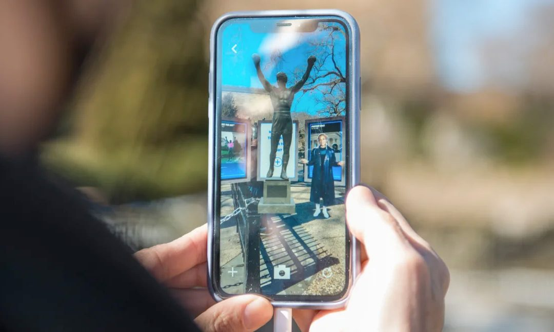 Explore your city's invisible history with this free AR app